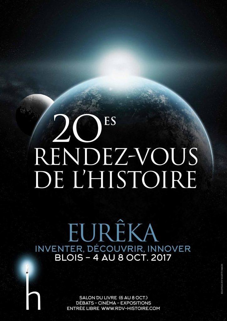 20e rendez-vous de l'histoire Blois 2017