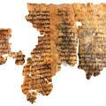 Livre araméen d'Hénoch – 4Q201