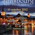 Strasbourg, lieu-x théologique-s