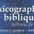 Affiche colloque lexicographie banner