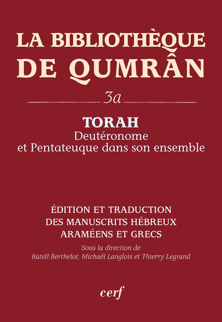 La Bibliothèque de Qumrân 3a