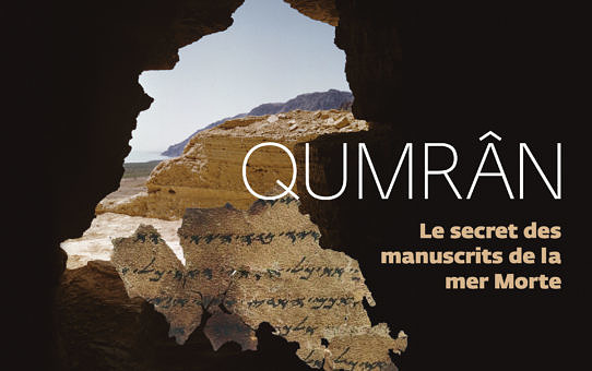 Qumrân, le secret des manuscrits de la mer Morte