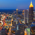 Atlanta-skyline-at-night