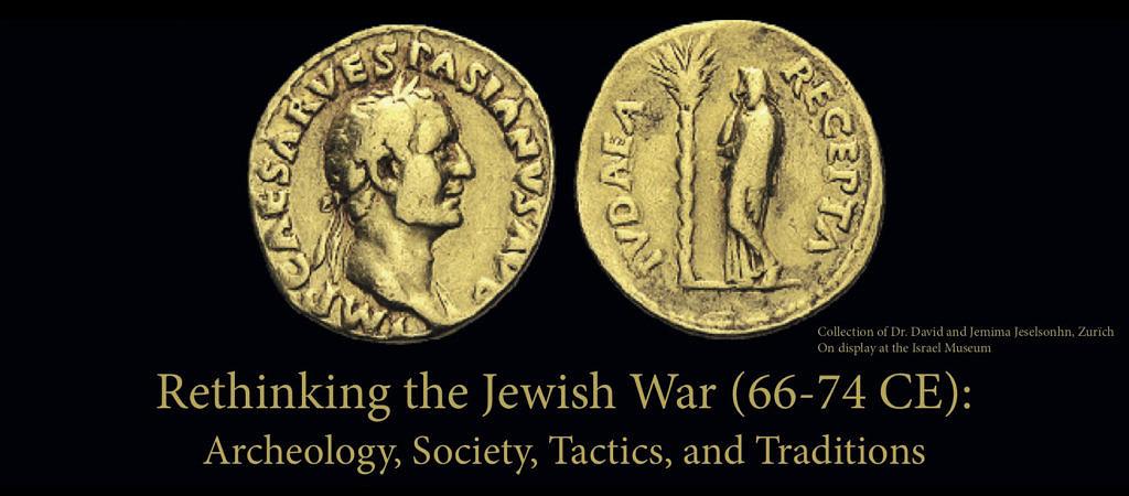 Rethinking the Jewish War