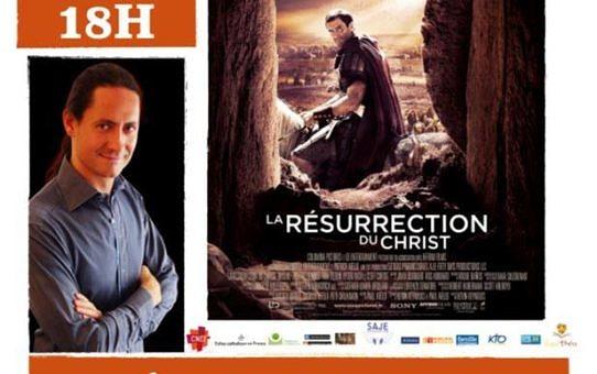 Risen, La résurrection du Christ, suivi d'un débat avec Michael Langlois Gaumont Amiens